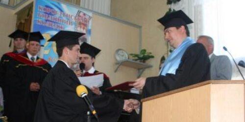Святкування 20 річчя Коростенського біблійного коледжу