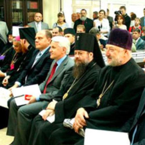 М. Паночко взяв участь у відкритті Українського Дому Біблії