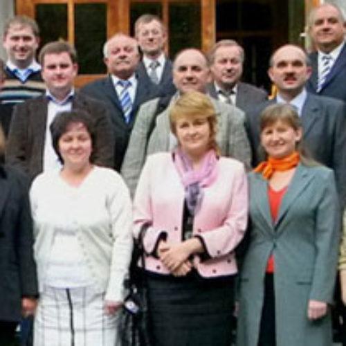 Відбулася установча зустріч об'єднання християн-науковців ЦХВЄУ