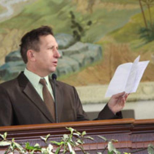 В Луцьку відбулася ХХІІІ Звітна конференція служителів Волинського об'єднання церков ХВЄП