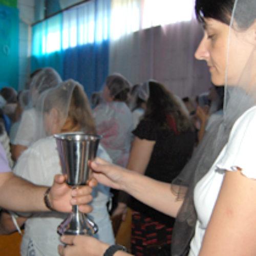 """Всеукраїнська жіноча конференція пройшла під гаслом """"Не бійся"""""""