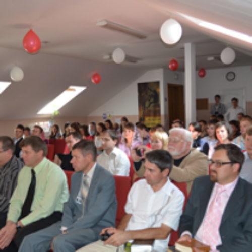 В навчальних закладах ЦХВЄУ розпочався новий навчальний рік