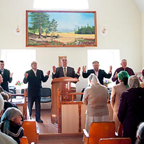 На Рівненщині стало на один Дім Молитви більше