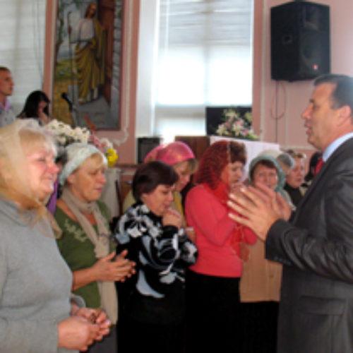Понад 250 сестер з церков Дніпропетровщини взяли  участь в сестринській конференції