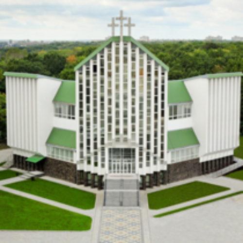 """У Львові відбулося урочисте відкриття Дому Молитви Церкви """"Голгофа"""""""