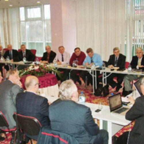 В Москві відбулося засідання комітету МАХВЄ