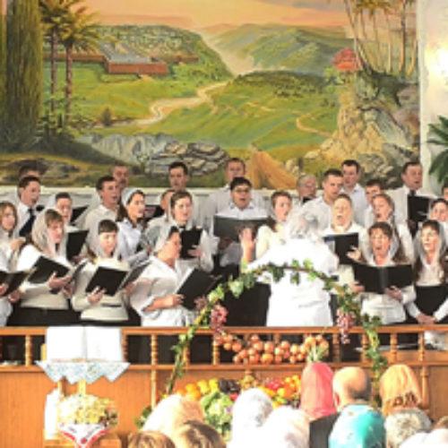 Олександрійська церква відзначила своє 80-ліття