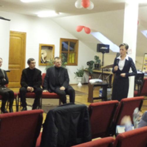 «PR – це інструмент популяризації християнських цінностей, а не конфесії», – прес-служба ЦХВЄУ