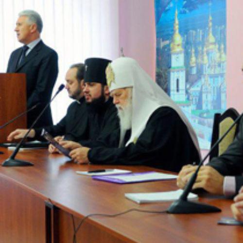 Михайло Паночко має надію, що християни-юристи принесуть процвітання Україні