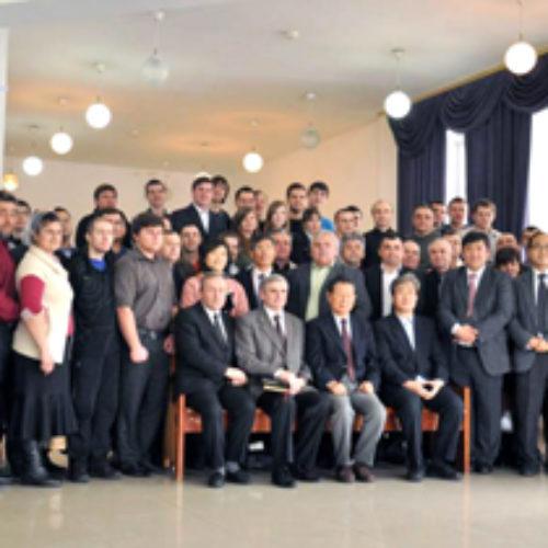Рада місії «Голос надії» з корейським колоритом