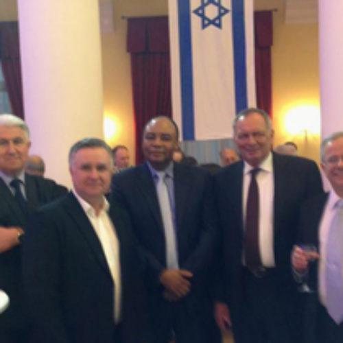 Михайло Паночко взяв участь у святкуванні дня незалежності Ізраїлю