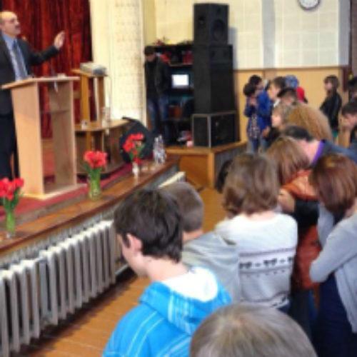 На Донеччині пройшла молодіжна конференція