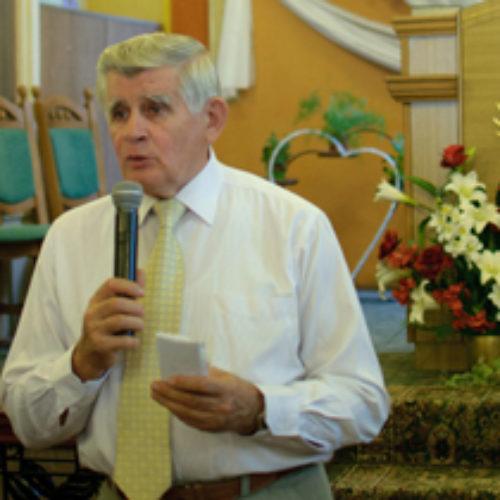 Єпископ Василь Боєчко презентував книгу телевізійних проповідей «вічне джерело»