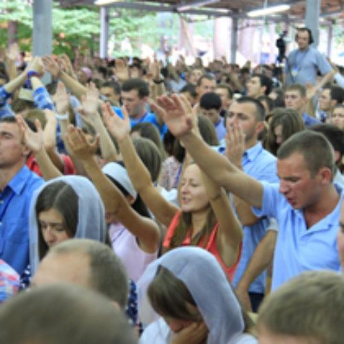 «Малинфест- 2013»:  фестиваль християнської молоді, який подарував радість і силу Духа