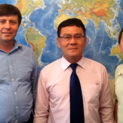Пастор з Монголії Один Цолмон: «Наша мета проповідувати Євангеліє народам, розкиданим по Азії за часів Чингізхана»