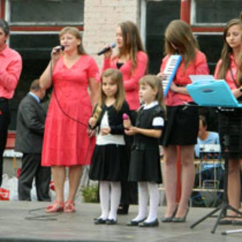 День села у Тарасівці. Або як Бог відкриває двері для Євангелізації