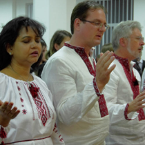Київська церква «Сілоам» відсвяткувала своє 20-річчя