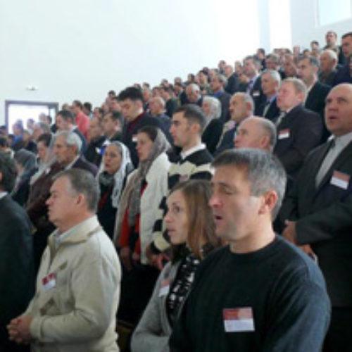Международный Конгресс ХВЕ: день второй.  Слово о простоте, умении слушать Духа Святого и миссионерстве