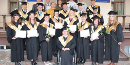 У КБІ відбувся випуск бакалаврів пасторського служіння та педагогіки