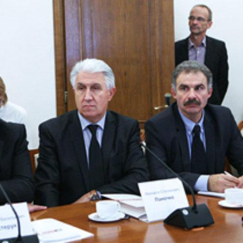 Питання державно-конфесійних відносин обговорили керівники ВЦІРО з депутатами фракції «Батьківщина» у ВР України