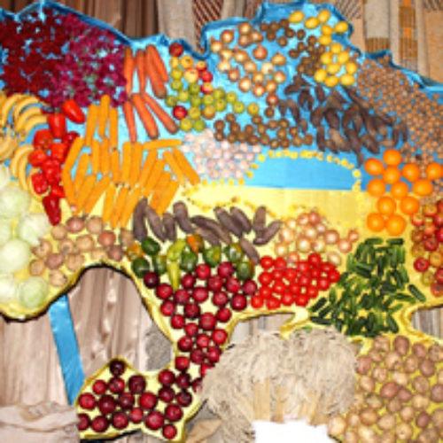 За щедрість землі і Хліб з Неба – Богові подяка!