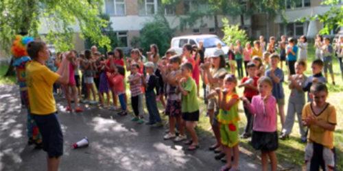 Дитячі євангелізаційні проекти – 2013 рік (фотозвіт)