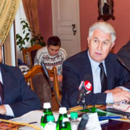 Міністр культури Леонід Новохатько: «Ми готові поглиблювати співпрацю з Всеукраїнською Радою Церков»