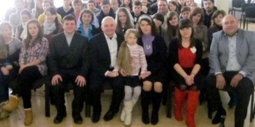 Обласне молодіжне служіння у Вінниці