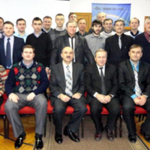У грудні відбулися звітні зустрічі працівників відділів ЦХВЄУ