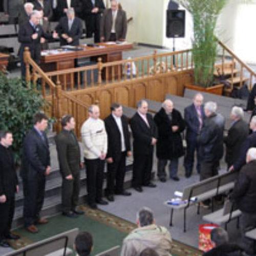В областях тривають звітно-виборні конференції ЦХВЄУ