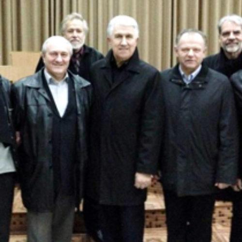 Візит до серця Азії: старший єпископ ЦХВЄУ відвідав Узбекистан
