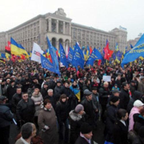Глави трьох українських церков закликають владу закрити кримінальні справи, а майданівців – звільнити адмінбудівлі