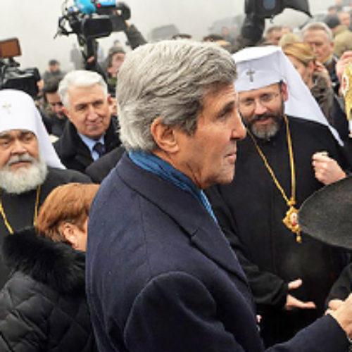 Релігійні діячі запевнили Держсекретаря США у відсутності міжрелігійних конфліктів в Україні