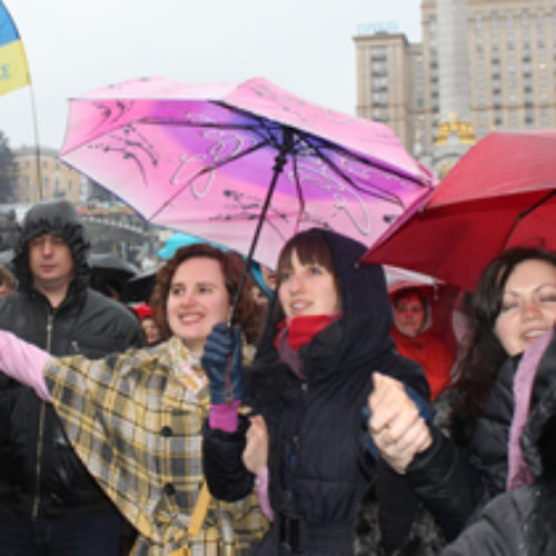 Рішення Молитовного віче: на Майдані християни молитимуться щонеділі до виборів президента (ФОТО-ВІДЕО)