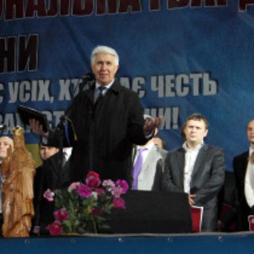 """Михайло Паночко: """"Ми, християни, впевнені, молитва – сильніша будь-якої зброї"""""""