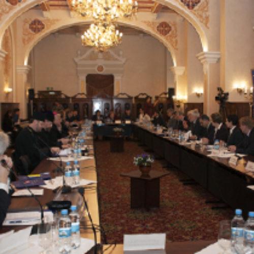 Круглий стіл у Центрі Разумкова: «Що може зробити Церква в нинішній суспільно-політичній ситуації в Україні?»