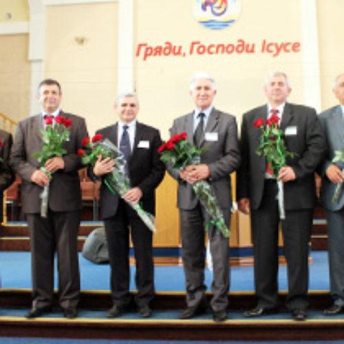 Старшим єпископом ЦХВЄУ знову обрано Михайла Паночка, у структурі регіональних об'єднань – деякі зміни