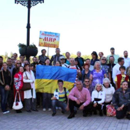 Міжконфесійний молитовний марафон у Донецьку відзначив сто днів «у проломі»