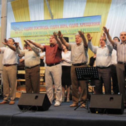 Комітет єпископів ЦХВЄУ оголосив сім тижнів посту й молитви за Україну