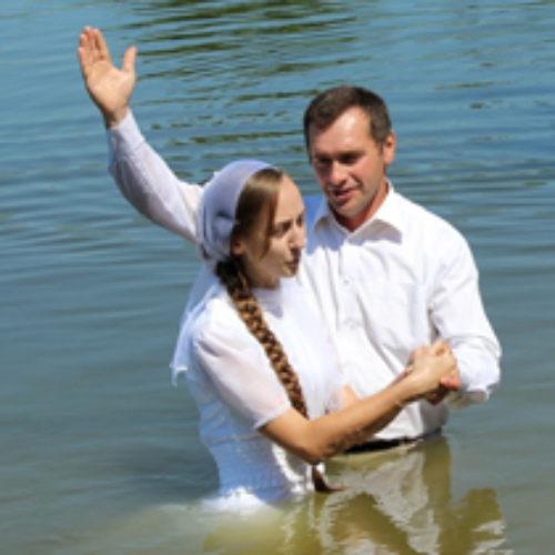 Хрещення у Тарасівці: служити Господу приходить молодь