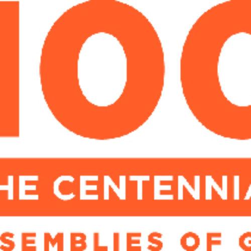 Михайло Паночко привітав Асамблеї Божі США із 100-річчям