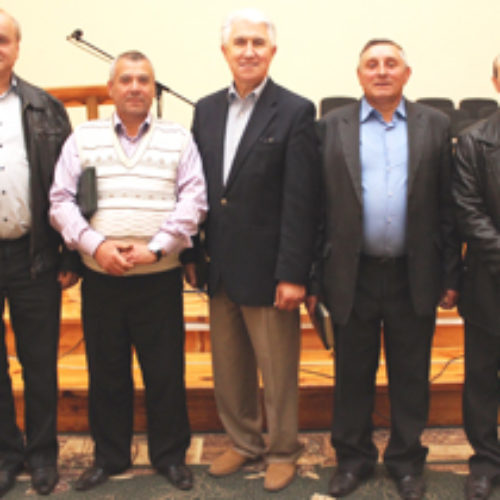 На запрошення громади ОЦХВЄ Михайло Паночко служив у Коростишеві Житомирської області