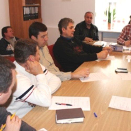 Новий виклик: психологічна та соціальна реабілітація військових, які повертаються із зони бойових дій, став предметом обговорення пасторів Києва