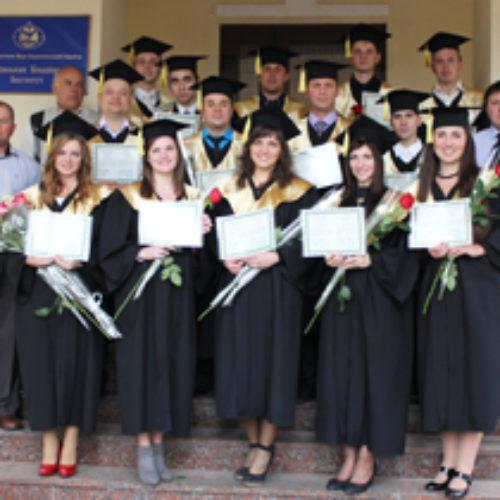 Випускники КБІ отримали дипломи бакалаврів богослів'я