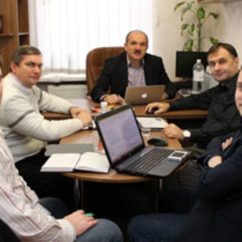 Звітна зустріч працівників Відділу освіти ЦХВЄУ