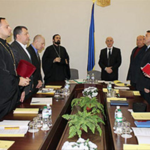 Державна пенітенціарна служба України поглиблює роботу із церквами