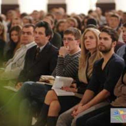 Молодіжна конференція «Ціна вибору» зібрала 1600 учасників