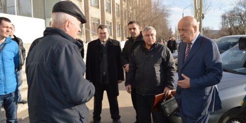 ПРЕСА ПРО НАС: Віруючі передали на Луганщину понад 20 тонн гуманітарної допомоги