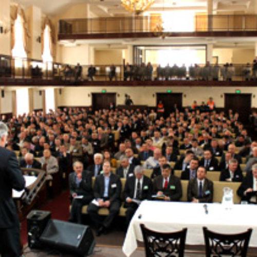 «Блаженні миротворці» – під таким гаслом пройшла Всеукраїнська звітна конференція ЦХВЄУ