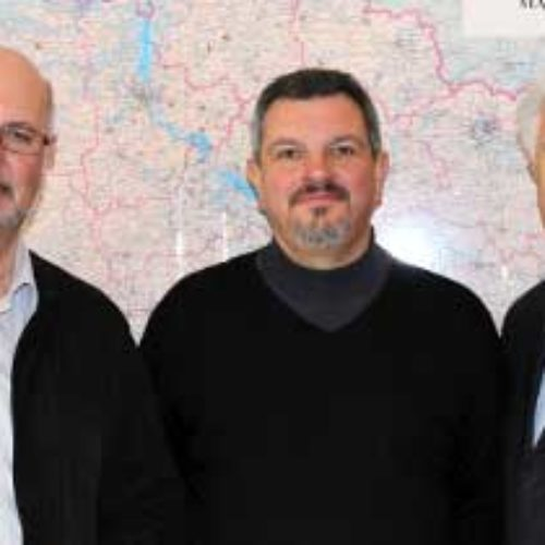 Україну відвідали пастори із Франції, щоб засвідчити свою підтримку нашому народові